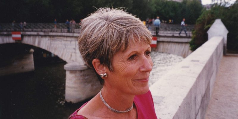 Photo of Sue Stephens, who died of Mesothelioma in June.