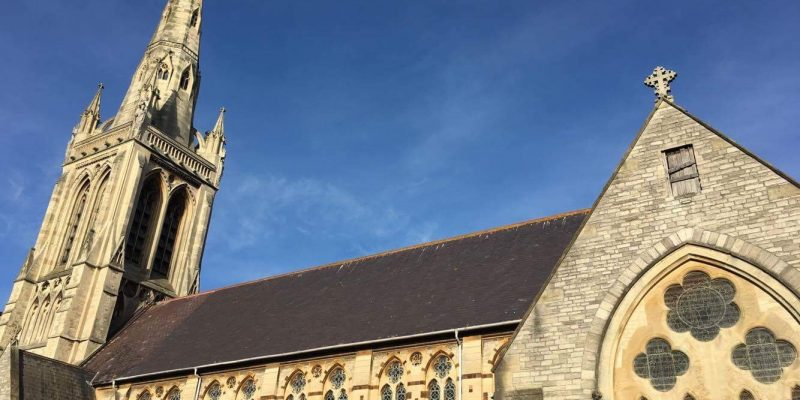 A Bournemouth Reverend fear the Church could be out of business in 20 years