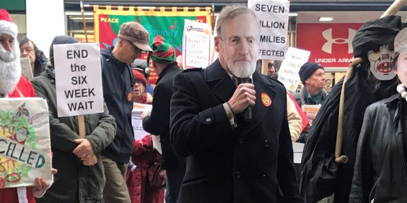 Photograph from Southampton protest march / ''day of action'' - Photo: Kayleigh Heckford