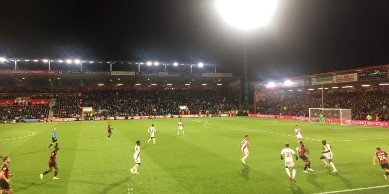 AFCB 2-1 Crystal Palace