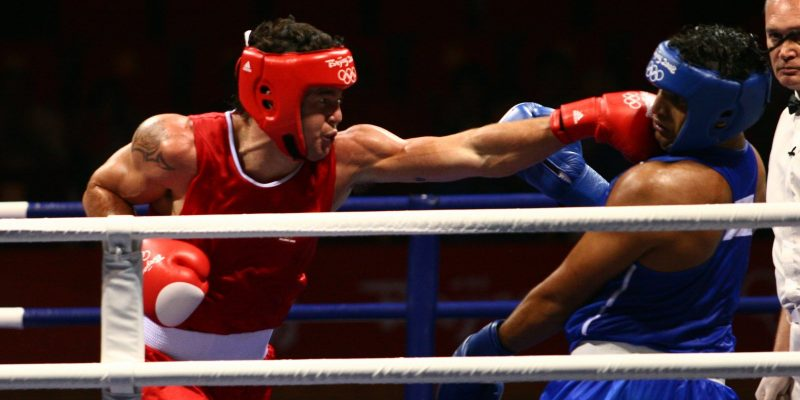 Richard Riakporhe on how boxing changed his life