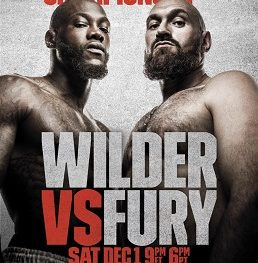 Wilder vs Fury ended in a controversial draw