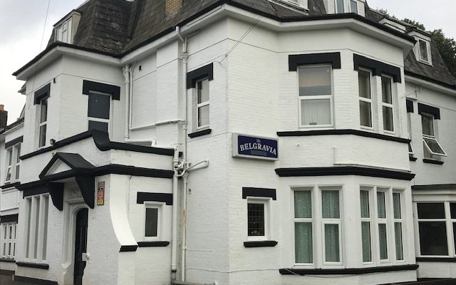 Harry Redknapp has made a third attempt to renovate Belgravia Hotel in Bournemouth- photo credit: Luke Hewitt and Haydon Stevenson, Buzz News