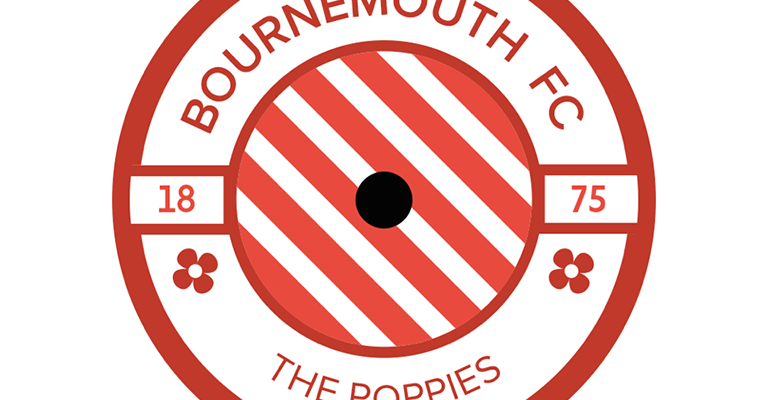 Bournemouth Poppies' Badge