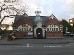 Photograph of Winton Library
