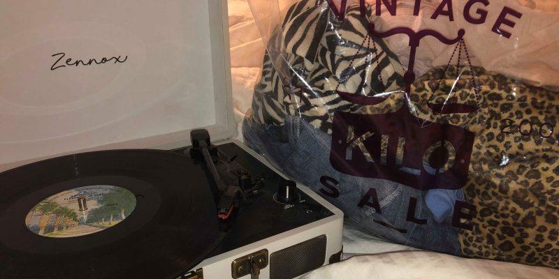 Vintage, Kilo, Sale, Bag, Vinyl, Record