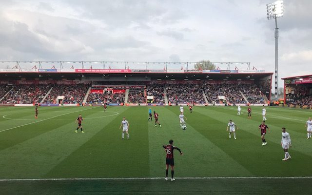 AFC Bournemouth 1-3 Burnley