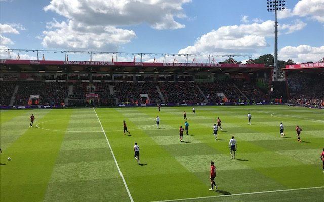 AFC Bournemouth 1-0 Tottenham