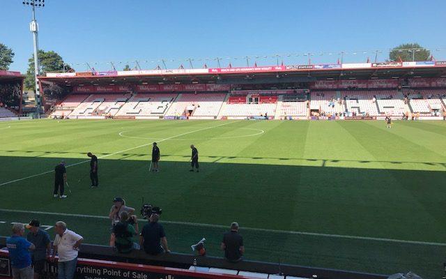 AFC Bournemouth's Vitality Stadium