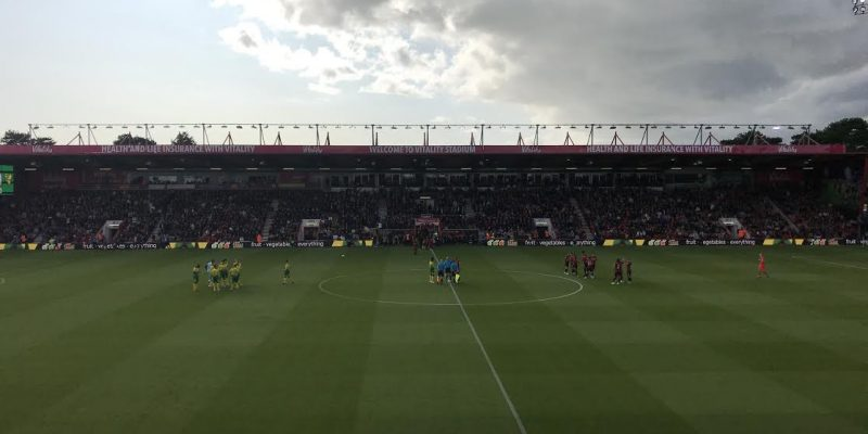 Bournemouth vs Norwich