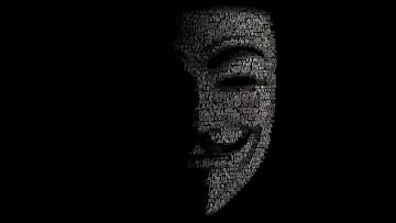 The well known hacker group Anonymous