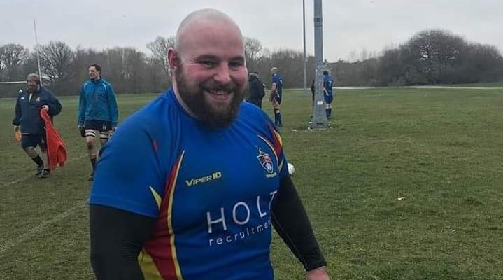 The late Jamie Davis. Credit: East Dorset Rugby Club