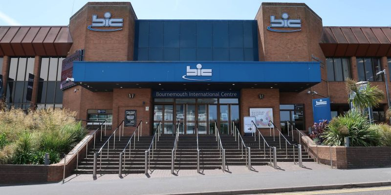 Photo of Bournemouth International Centre in Exeter Road