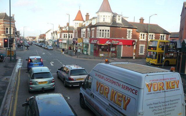 Wimborne Road