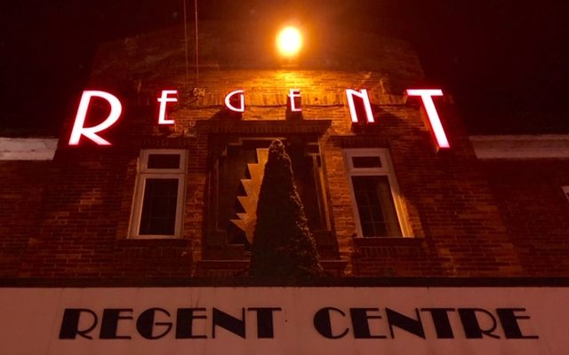 Photo of Regent Centre, Chirsthchurch | Photo by Phoebe Adams