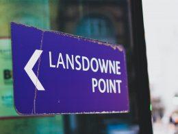 Photo of Lansdowne point bournemouth cladding