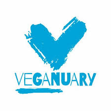 Logo for Veganuary