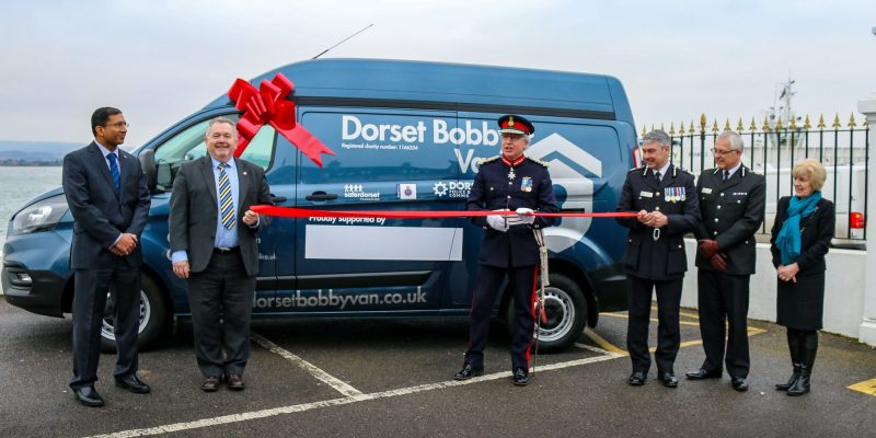 Dorset Police Bobby Van