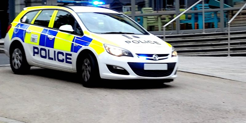 Photo of police car