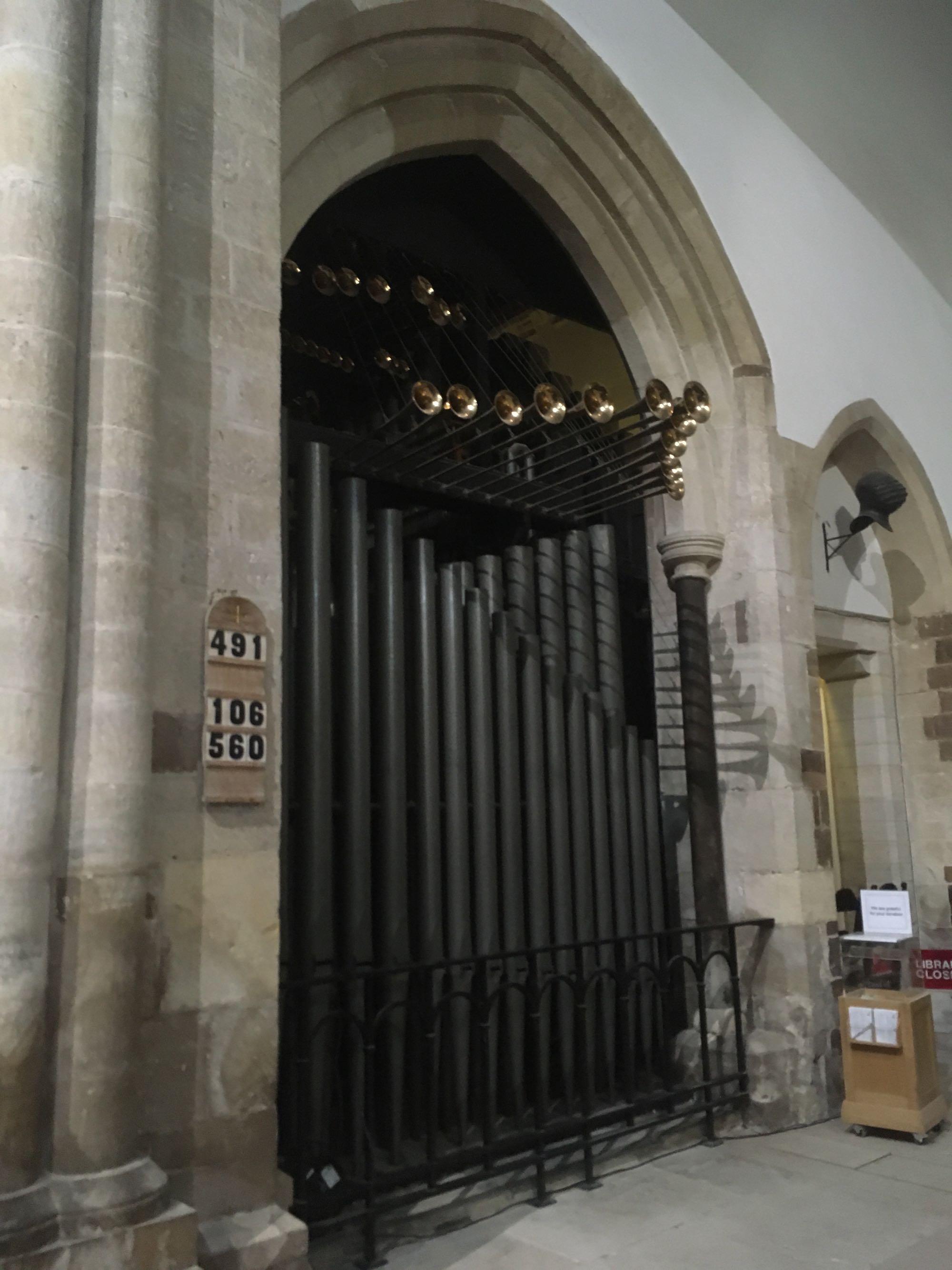 Wimbourne Minster Church
