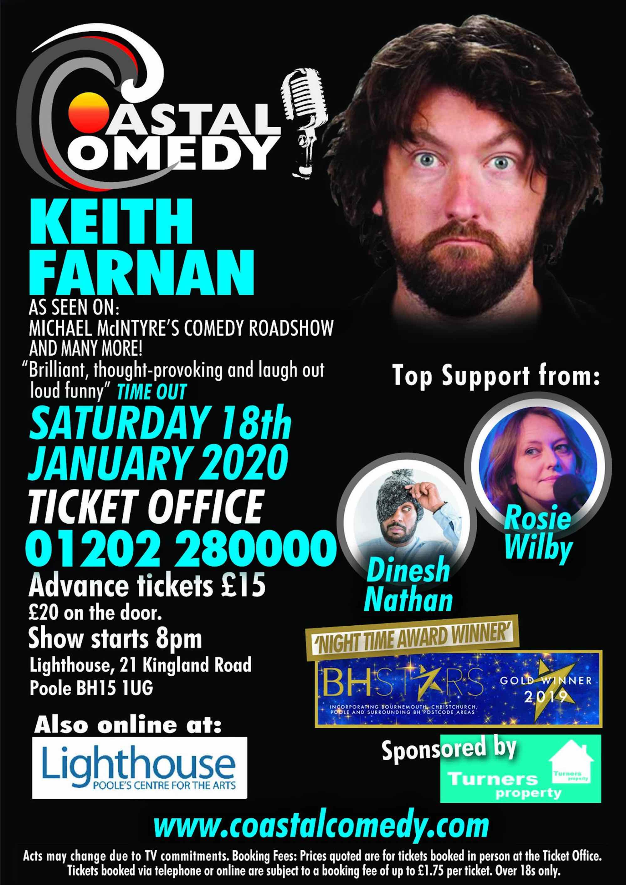 Poster of Coastal Comedy