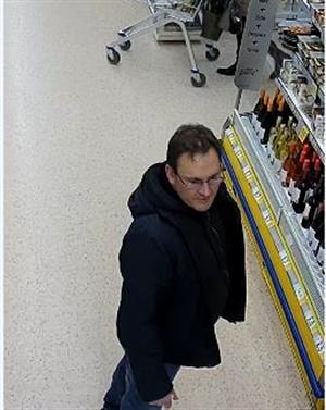 Theft by finding suspect