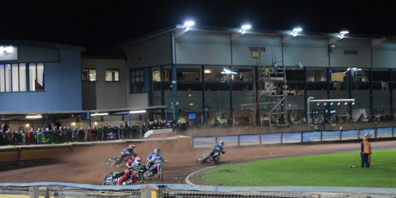 Poole Pirates in action - Credit Josh Taylor