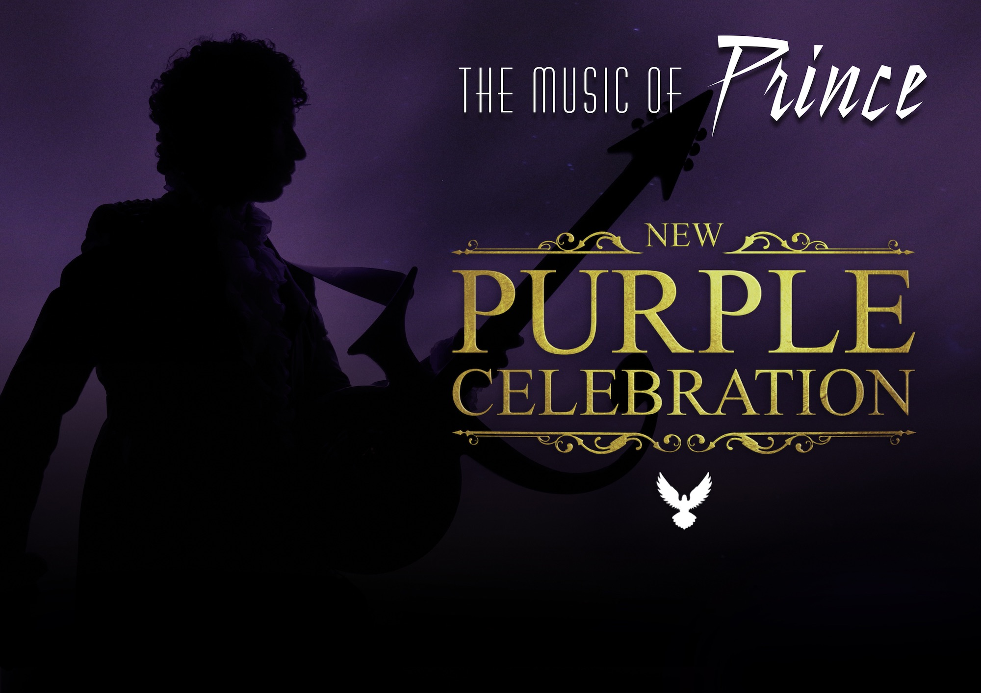 Poster for The Music of Prince