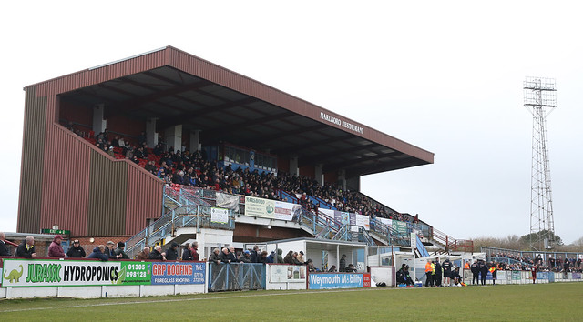 Picture of the Main Grandstand