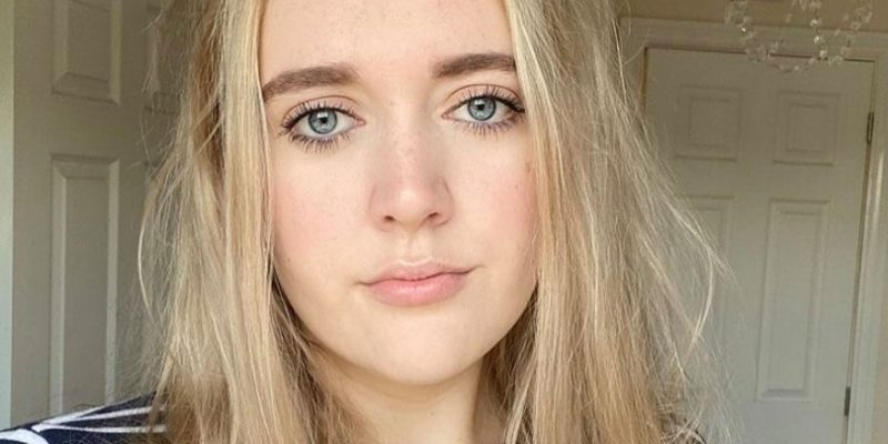 University Student Matilda Stewart-Pearson