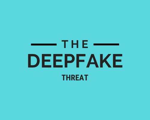 The Deepfake Threat Logo