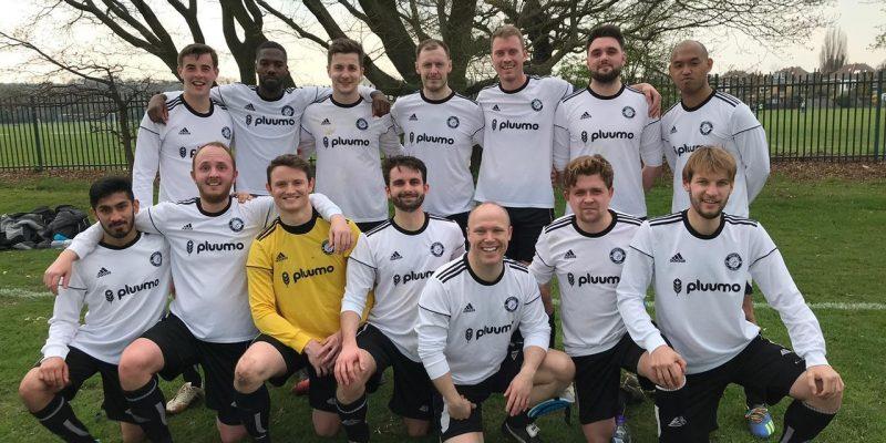 mens football team