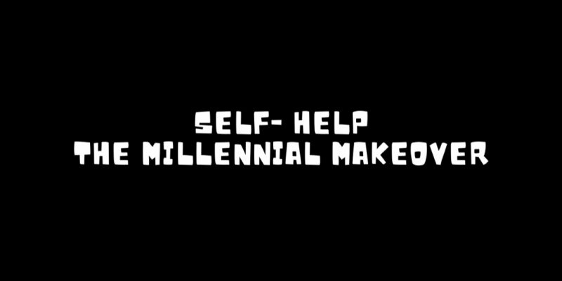 Title of self- help The Millennial Makeover