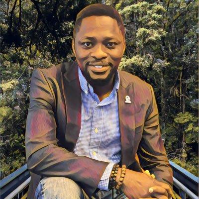 Environmental campaigner Olumide Idowu