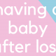 Having a baby after loss logo