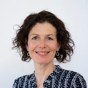 Photo of Julia Priestley