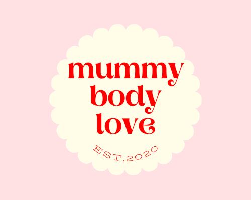 Logo for mummy body love