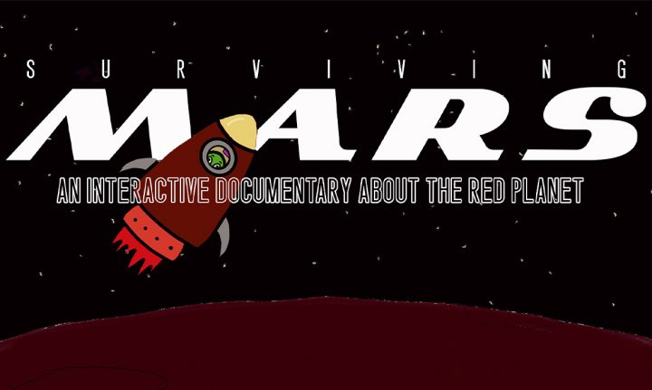 Surviving On Mars - video cover