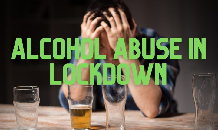 Alcohol Abuse in Lockdown - video cover