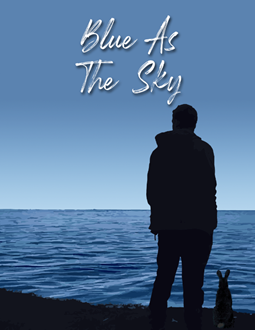 Blue as the Sky promotional poster